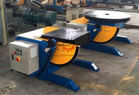 High Precision Squre Pipe Welding Positioners Table With 550 Watt Motor Driving